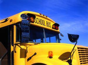 Yellow schoolbus