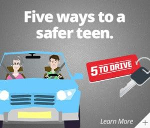 teen driving safety week