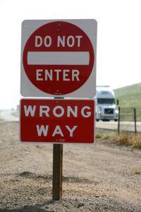 Wrong-way DUI drivers in Florida