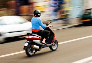 California felony DUI on a scooter