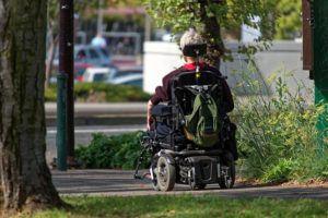 dui wheelchair